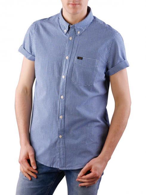 Lee Button Down SS Shirt deep indigo
