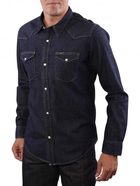 Lee Slim Western Shirt rinse