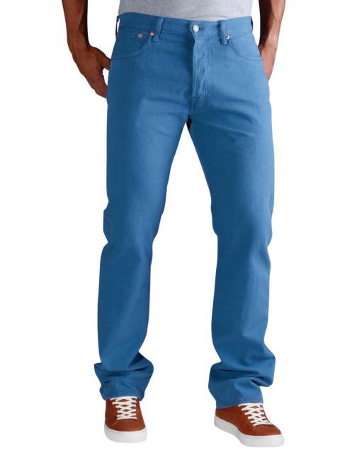 Levi's 501 Jeans copen blue garmet dye