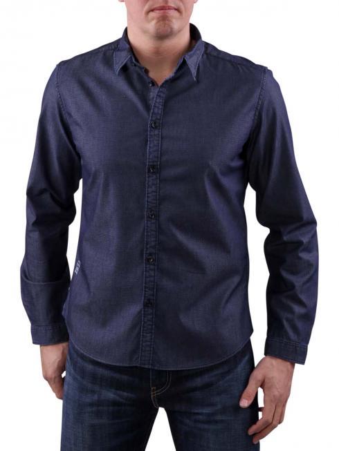 Pepe Jeans Baudelaire Shirt essential dot indigo