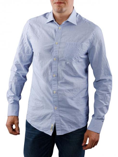 Pepe Jeans Branswick Multi Combo Shirt light blue