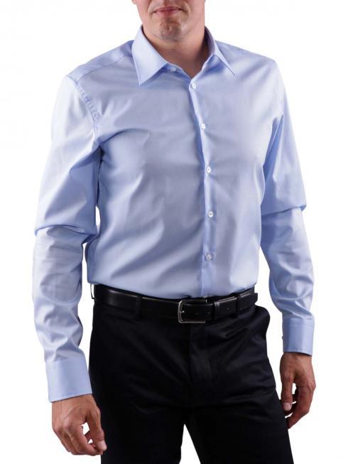 Seidensticker Shirt Shaped Fit Classic 98 non iron blue