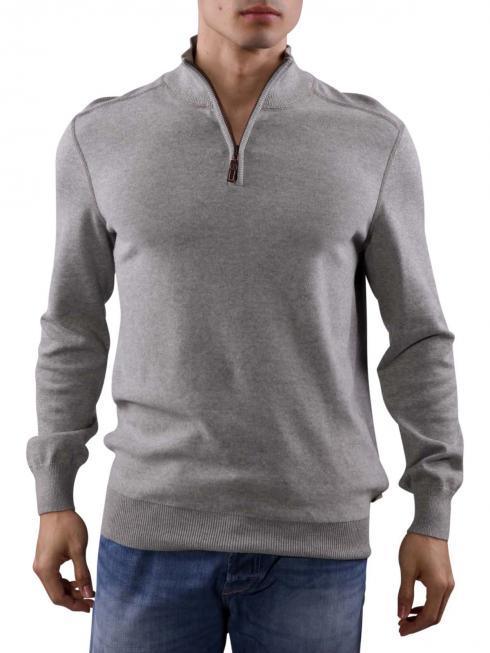 Timberland Williams River 1/2 Sweater medium grey