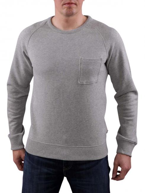Timberland Waits River Sweater medium grey