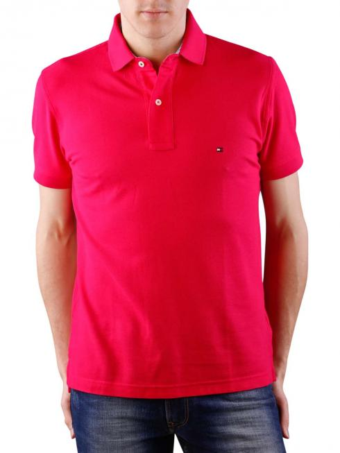 Tommy Hilfiger Performance Polo bright rose