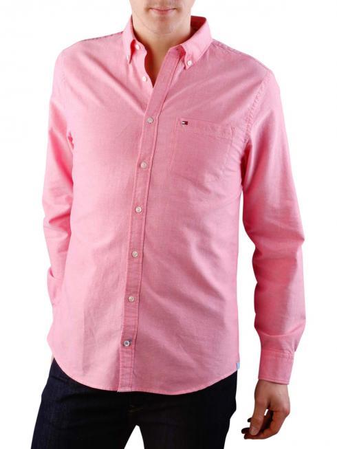 Tommy Hilfiger Summer Oxford Shirt bright rose