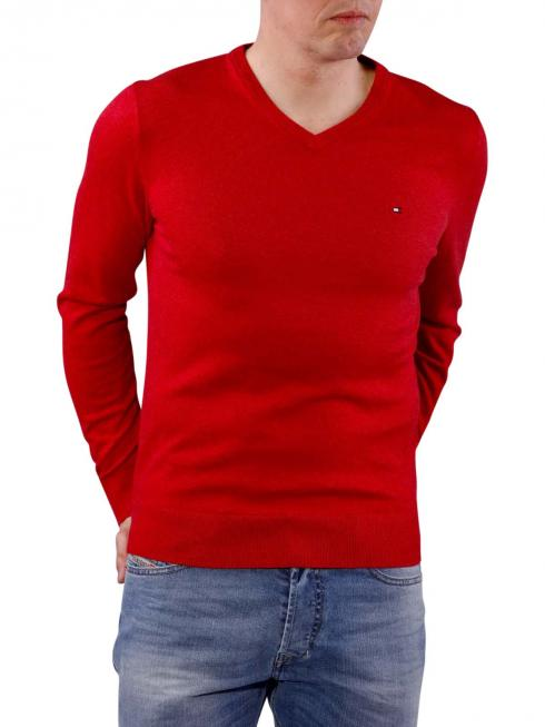 Tommy Hilfiger Cotton Linen chili pepper