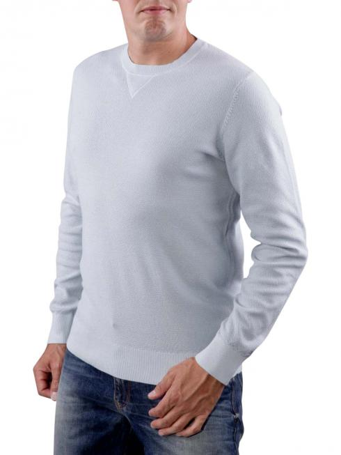 Tommy Hilfiger Russel Stitch Sweater blue bell