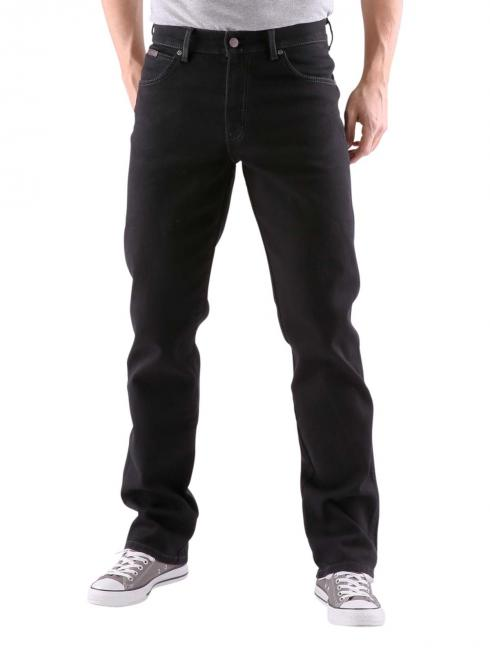 Wrangler Texas Stretch Jeans black overdyed
