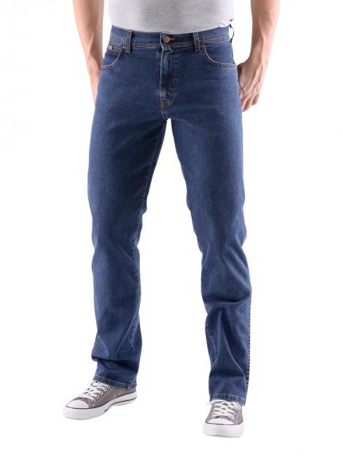 Wrangler Texas Stretch Jeans darkstone