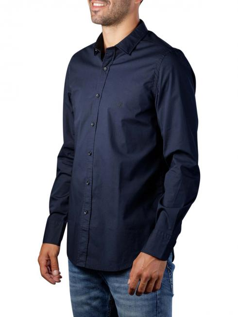 Replay Shirt navy