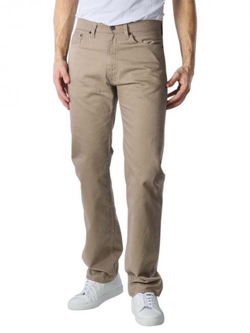 Levi's 505 Jeans Straight Fit timberwolf beige