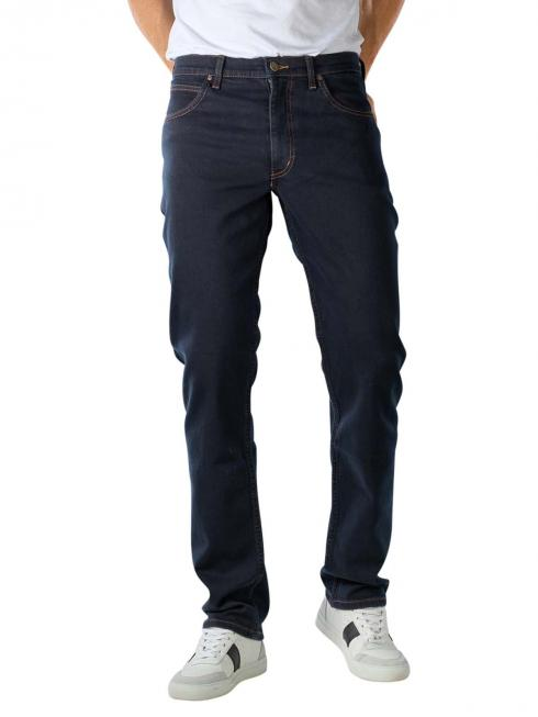 Lee Brooklyn Straight Jeans blue black