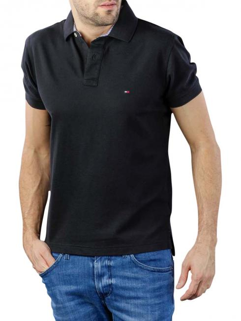Tommy Hilfiger Polo regular fit black