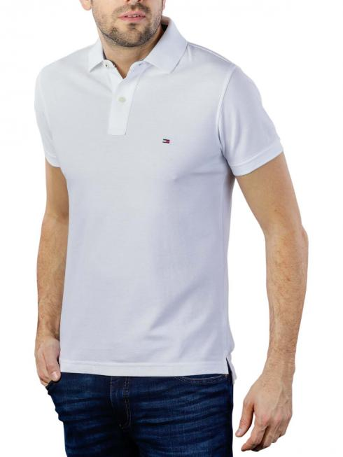 Tommy Hilfiger Polos slim fit white