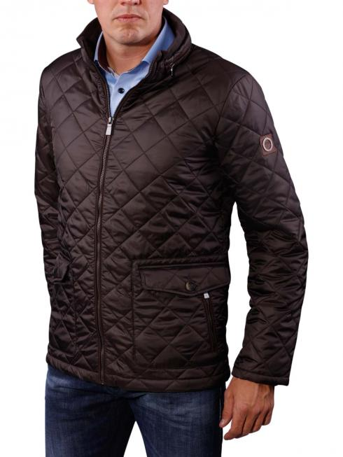 Fynch-Hatton Light Quilted Jacket nougat