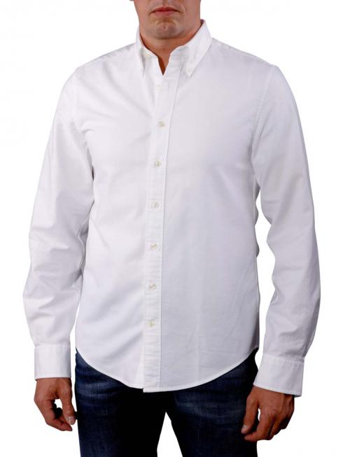 Gant The Perfect Oxford Shirt white