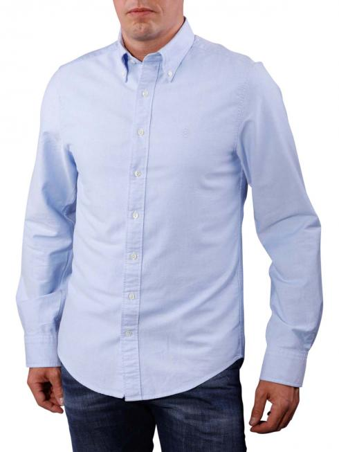 Gant The Perfect Oxford Shirt capri blue