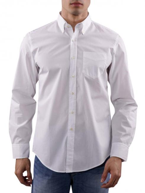 Gant Long Beach Poplin Shirt indigo