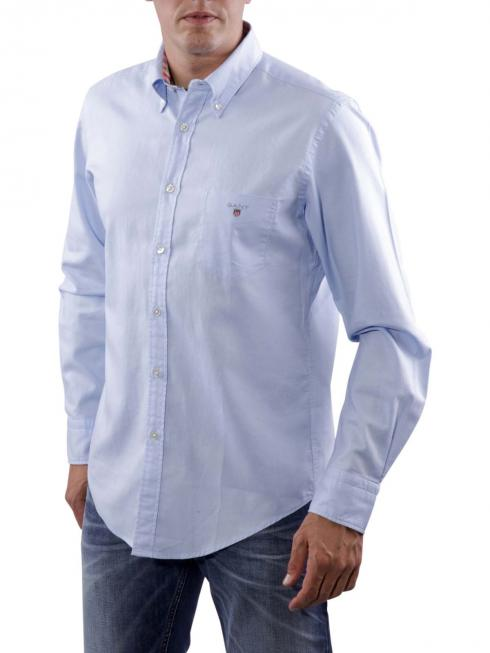 Gant Color Oxford Shirt capri blue