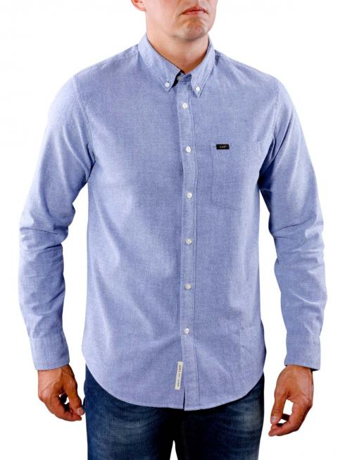 Lee Button Down Shirt bright navy