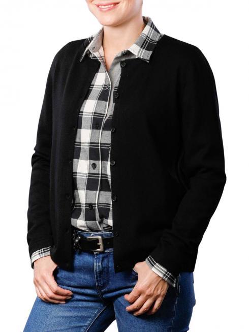 Marc O'Polo Cardigan A-Shaped black