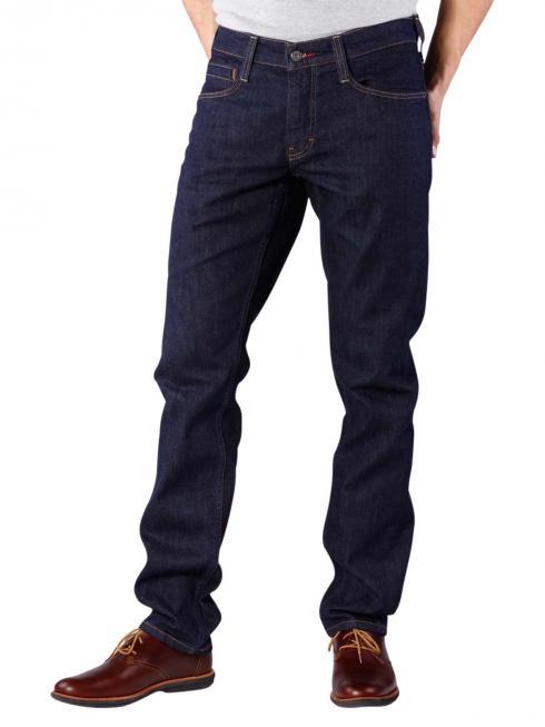 Mustang Oregon Slim Tapered Jeans super dark