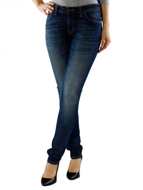 Nudie Jeans Skinny Lin navy mist