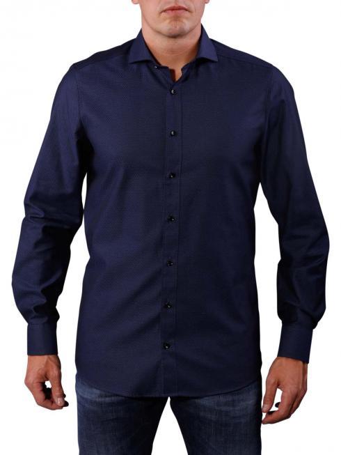 Olymp Shirt ls navy