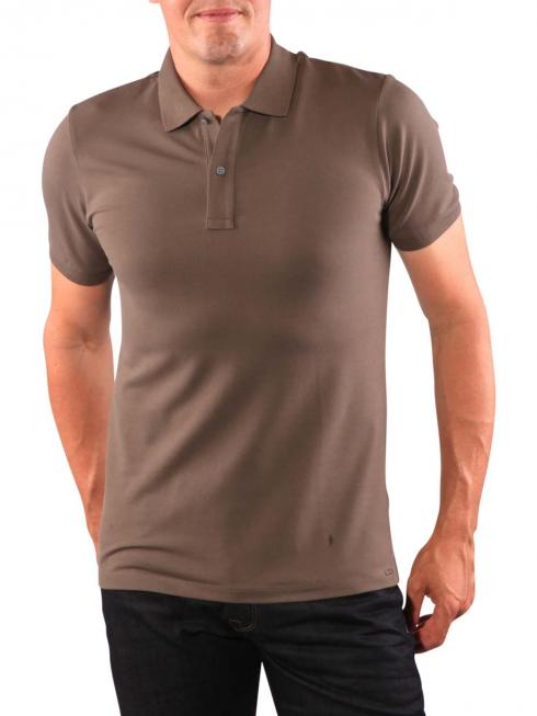 Olymp Level Five Polo brown