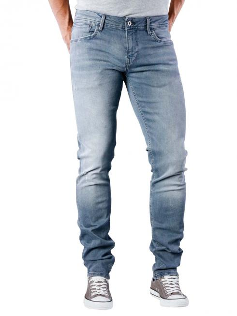 Pepe Jeans Hatch Smoke Slim Fit fashion smokey blue