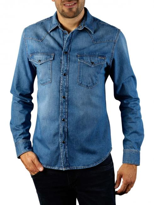 Pepe Jeans Noah 7 oz Jacket dark used denim