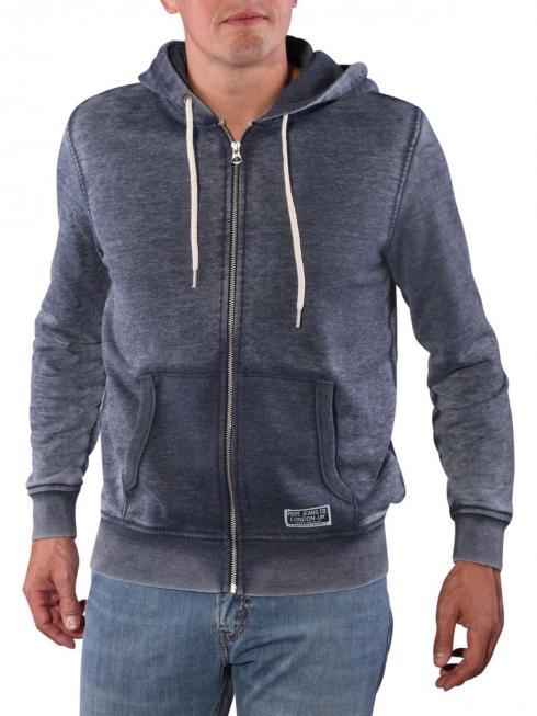 Pepe Jeans Harrison Burnout Sweat factory blue