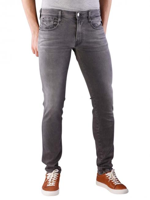 Replay Anbass Jeans Slim Hyperflex grey stretch