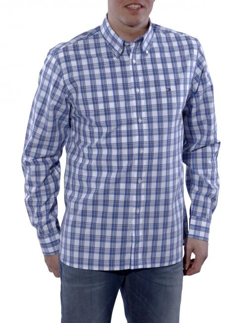 Tommy Hilfiger Efran Check Shirt vence blue