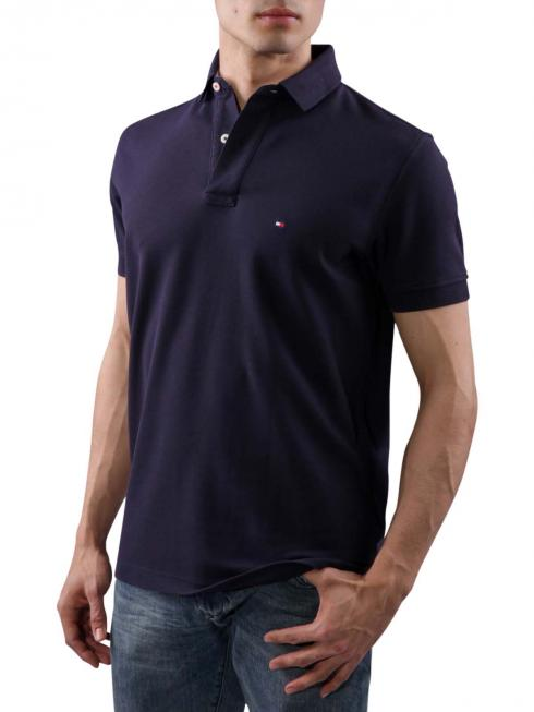 Tommy Hilfiger Polo regular fit navy blue