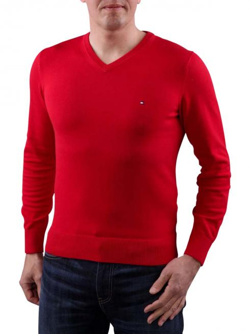 Tommy Hilfiger Pacific Pullover apple red
