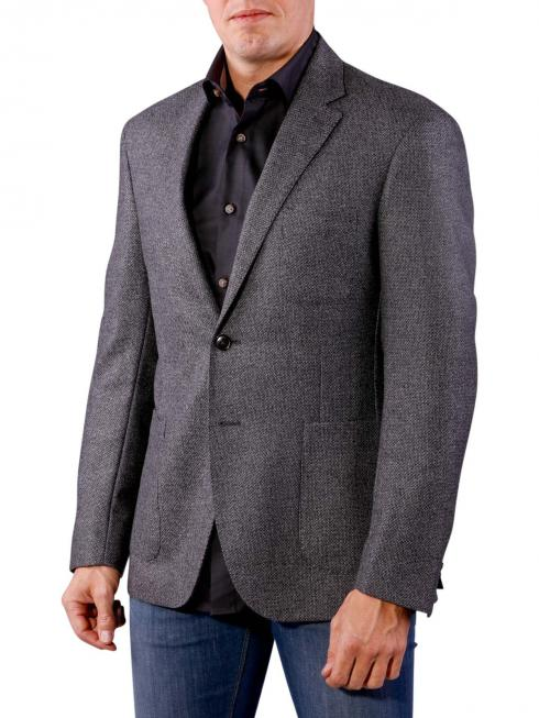 Tommy Hilfiger Structured Wool Beacon blazer charcoal