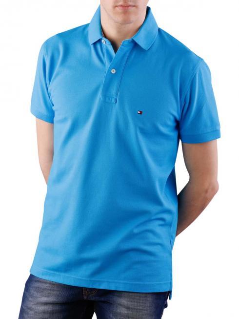 Tommy Hilfiger Performance Polo malibu blue