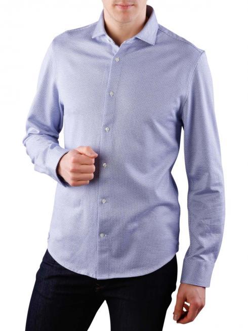 Tommy Hilfiger Reese Jacquard Shirt Polo heather