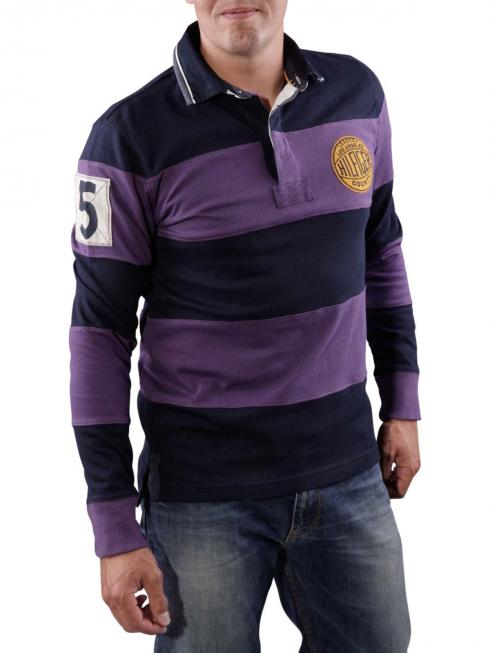 Tommy Hilfiger Ronan Rugby Sweater navy/berry