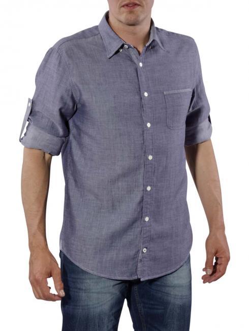 Tommy Samoa Shirt blue