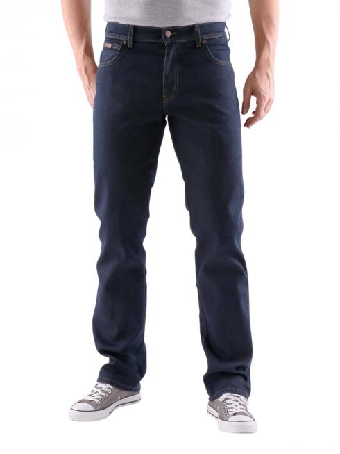 Wrangler Texas Stretch Jeans blue black