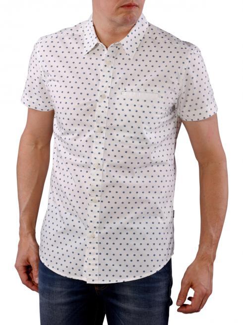 Wrangler Welt Shirt offwhite