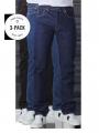 Levi's 501 Jeans Straight Fit stone/black/rinse Trio - image 1