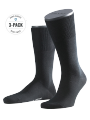 Falke 3-Pack Airport black - image 1