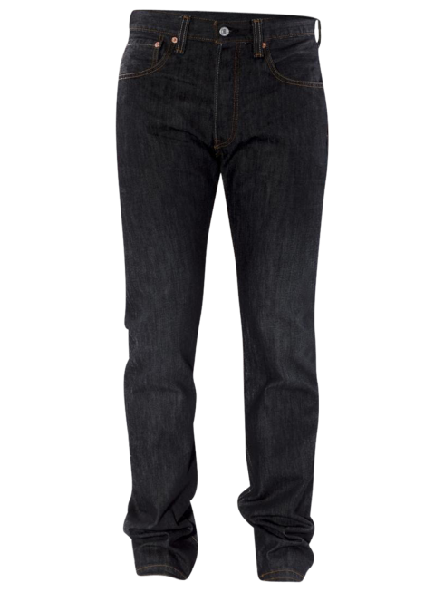 1c470c17 Levi's 501 Jeans iconic black Levi's Men's Jeans | Free Shipping on ...