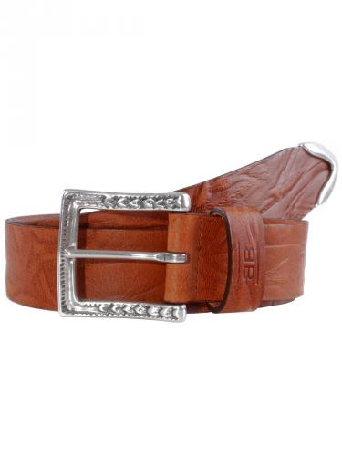 Hugh cognac by BASIC BELTS