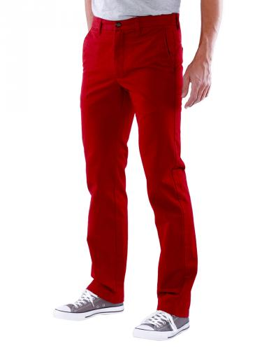 Dockers D1 spiced red