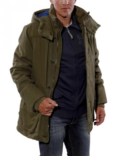 G-Star Ontario Hooded Jacket rovic green
